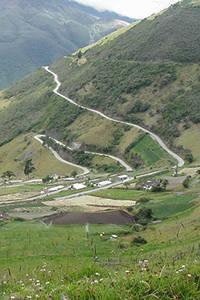 Los Andes Venezolanos  Venezuela Tuya
