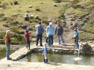 Laguna de mucubaj y santo domingo venezuela tuya for Estanque de truchas