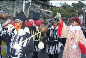 Carnaval en la Colonia Tovar