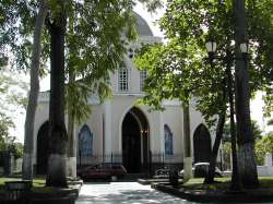 Iglesia de San Simón de Maturín