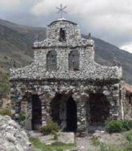 Capilla la Virgen de Coromoto