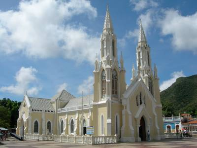 Iglesia de la Virgen del Valle en Margarita